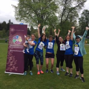 Mother's day run 2019 - Levée de fonds