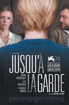 Poster Jusqu'à-la-garde Film